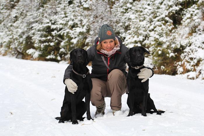 Kayo, Birgit und Kite